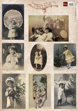 Vintage Christmas cards 1