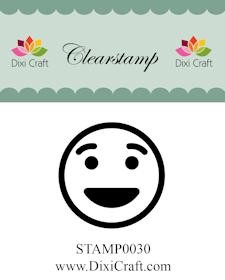 Clearstamp Smiley