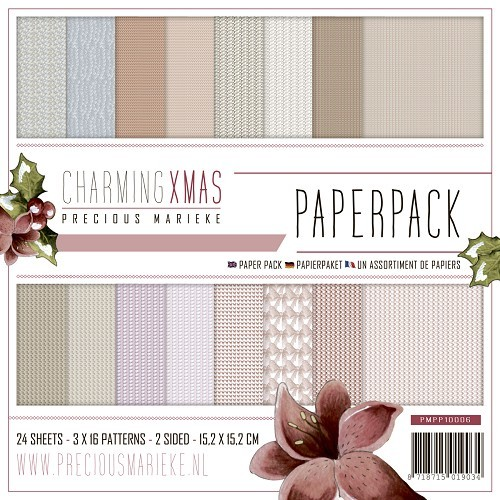 Charming X Mas Paperpack