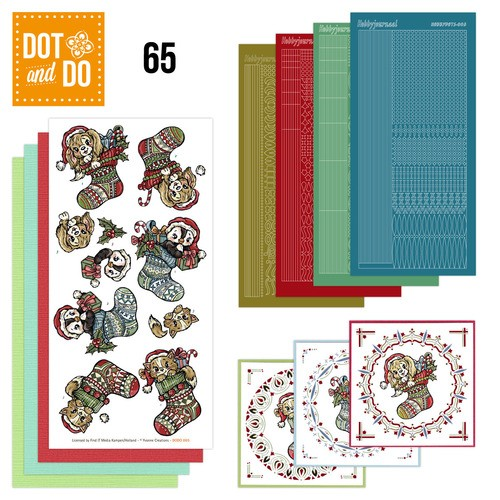 Dot & Do 65 Kerstkousen