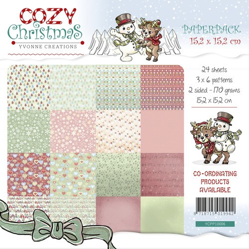 Paperpack Cozy Christmas