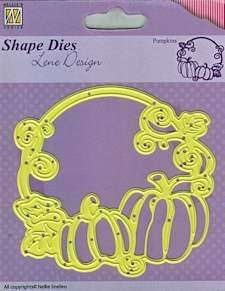 Shape Dies Pumpkins