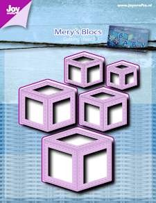stencil basic Mery`s blocks