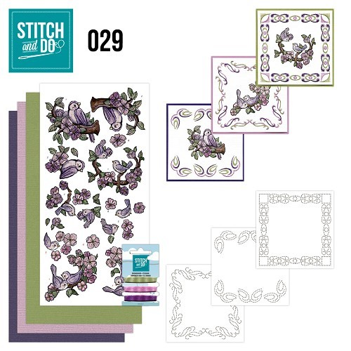 Stitch & Do 29 Birds