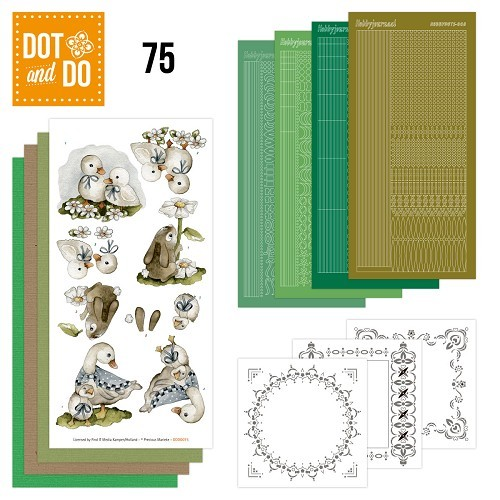 Dot & Do 75 Spring Animals