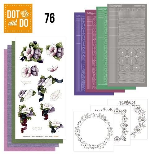 Dot & Do 76 Flowers