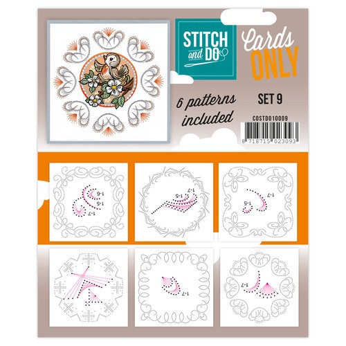 Stitch & Do Cards Only 9