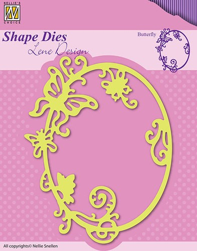 Shape Dies Butterfly