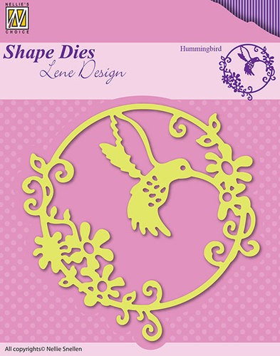 Shape Dies Hummingbird