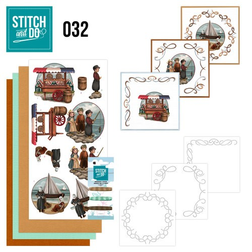 Stitch & Do 32: Oud hollands