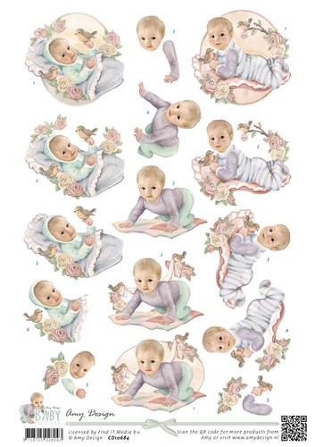 Amy Design Baby Collection Vintage baby