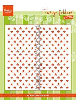 Design Folder Extra little stars