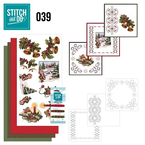 Stitch & Do 39 kerst