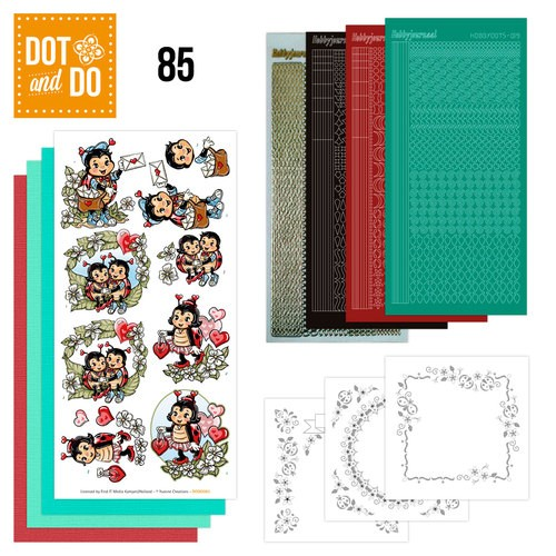 Dot & Do 85: Lieveheersbeestjes