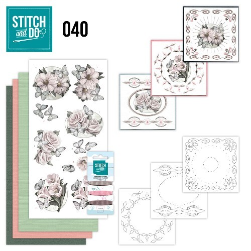 Stitch and do 40 Condoleance