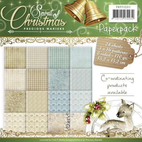 Paperpack Spirit of Christmas