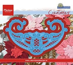 Creatables Petra`s flower bowl