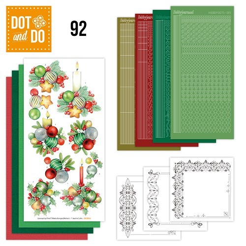 Dot & Do 92: Kerstkaars