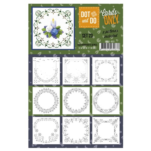 Dot & Do Cards Only set 23