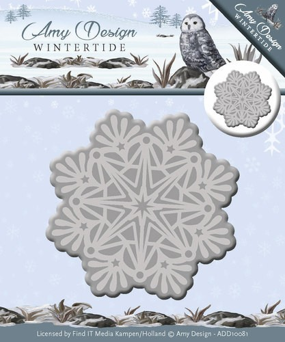 Wintertide Ice Crystal