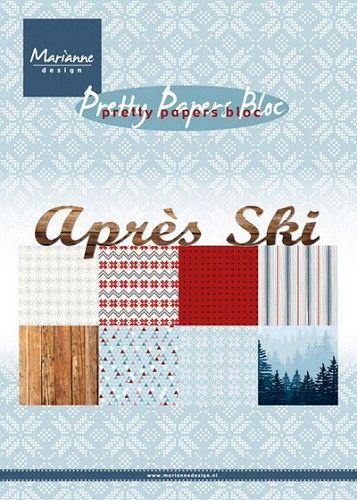 Pretty papers bloc apres ski