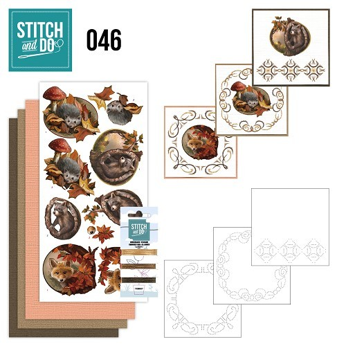 Stitch & Do 46 Herfst