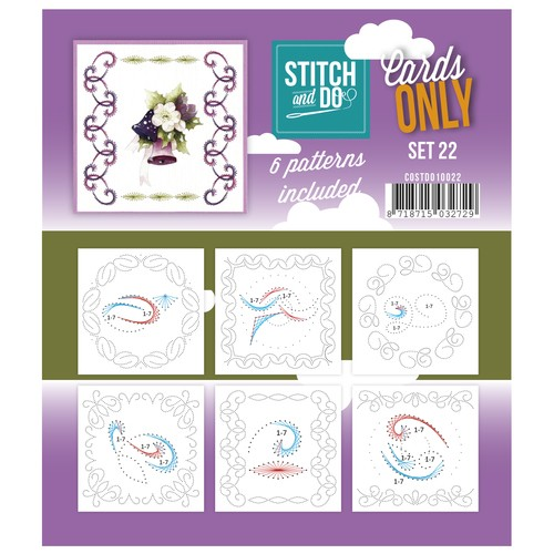 Sttich and do Cards Only 22
