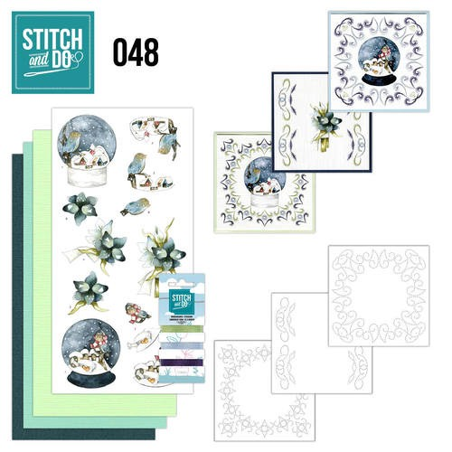 Stitch and do 48 winter
