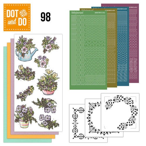 Dot & DO 098: boeketjes