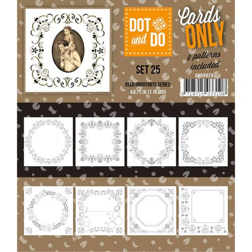 Dot & Do Cards only set 25