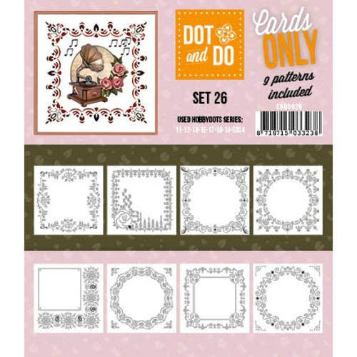 Dot & Do Cards only set 26
