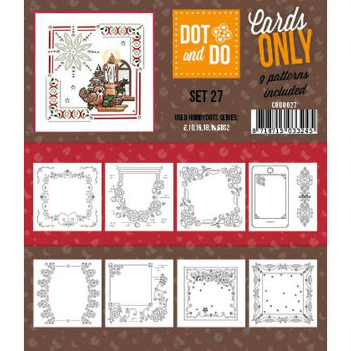 Dot & Do Cards only set 27