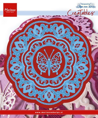 Marianne Creatables Anja`s Butterfly
