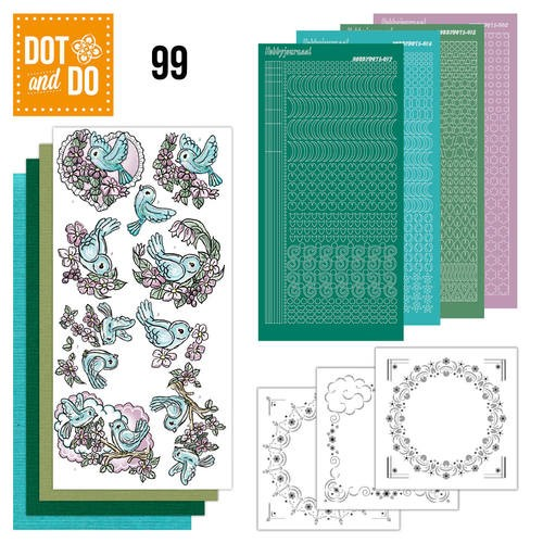 Dot & Do 99 Spring-Tastic