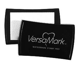 Versamark ink pad transparent
