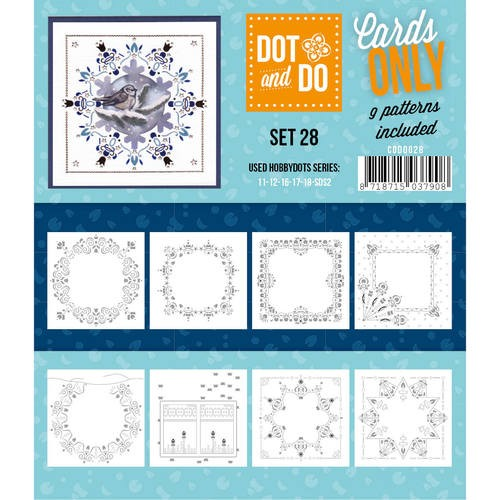 Dot & Do: Cards only set 28