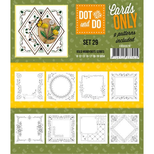 Dot & Do: Cards only set 29