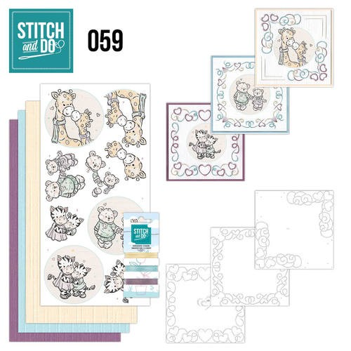 Stitch and do 59: I love You