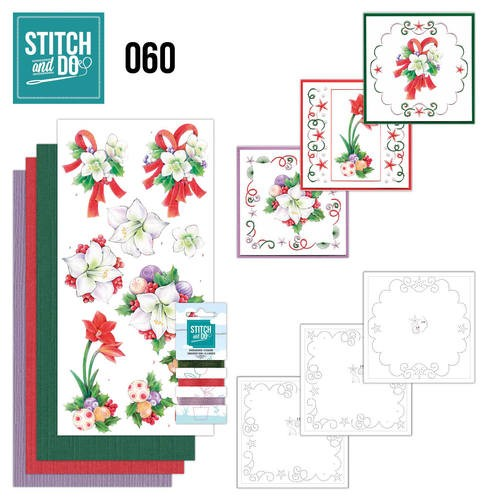 Stitch and do 60: Christmas Classics