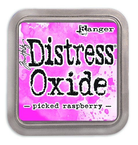 Distress Oxide ( groot) Picked Raspberry
