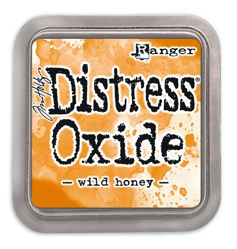 Distress Oxide ( groot) Wild Honey