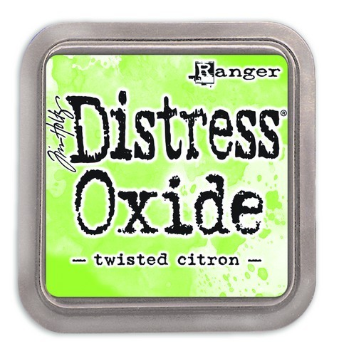 Distress Oxide ( groot) Twisted Citron