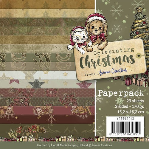 Paperpack Celebrating Christmas