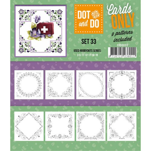 Dot and do cards only set 33