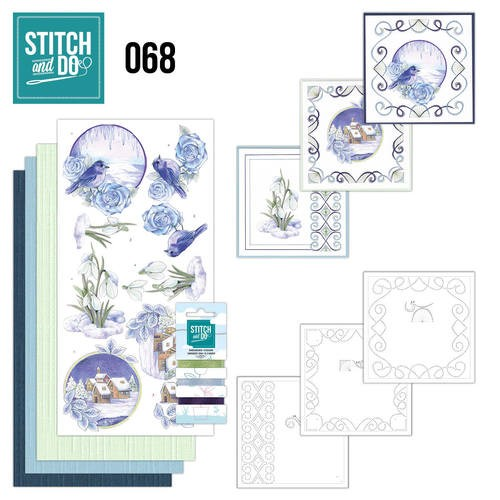 Stitch and do 68: Winter Classics