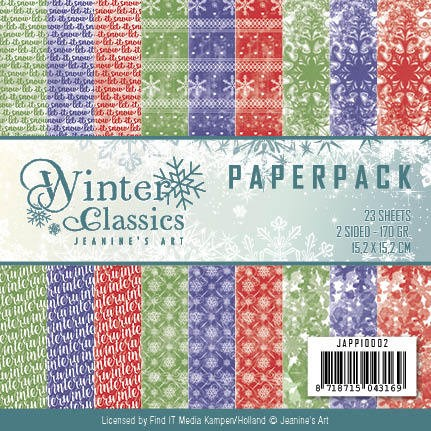 Winter Classics: Paperpack