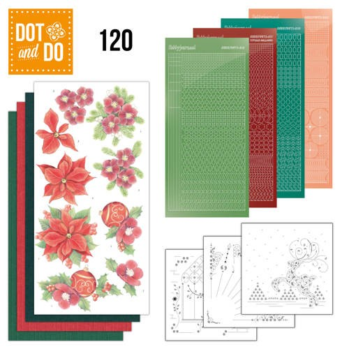 Dot & Do 120: Kerstbloemen