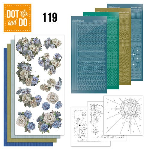Dot & Do 119: Vintage Winter