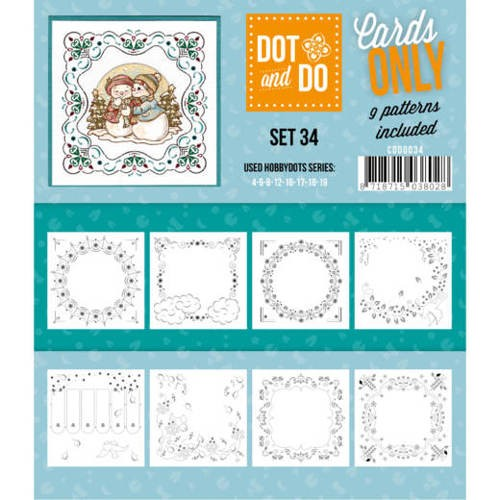 Dot & Do cards only set 34