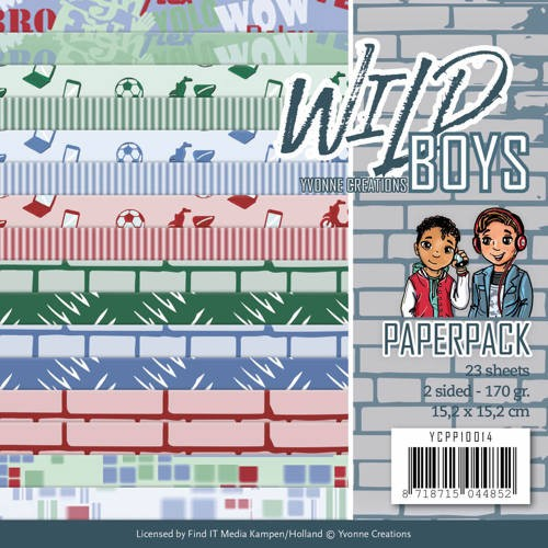 Wild Boys: Paperpack